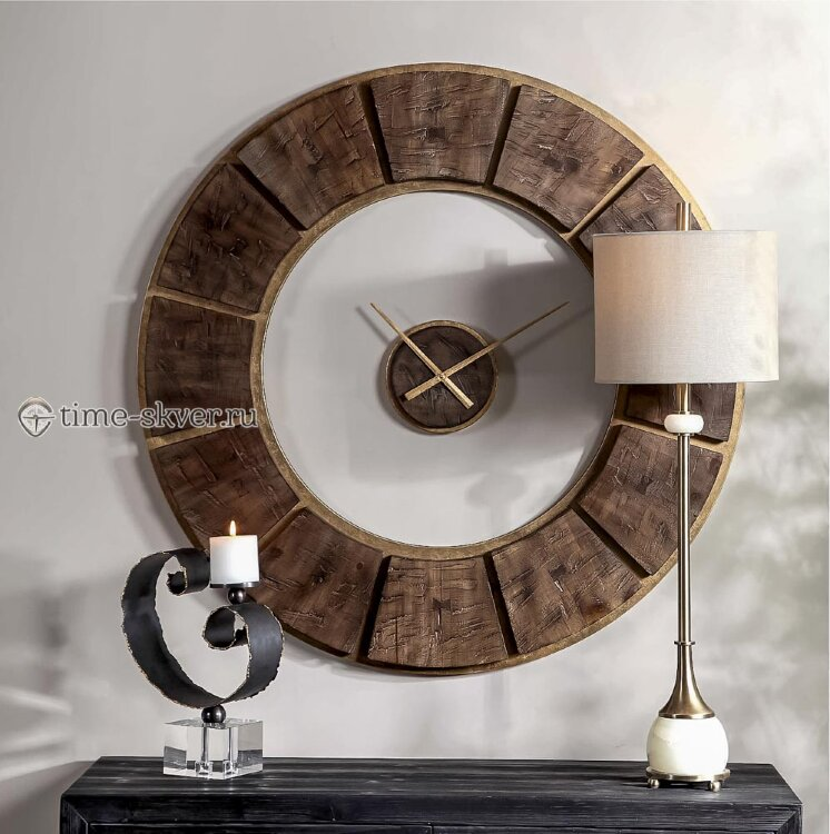 Часы интерьерные YZ190730-8